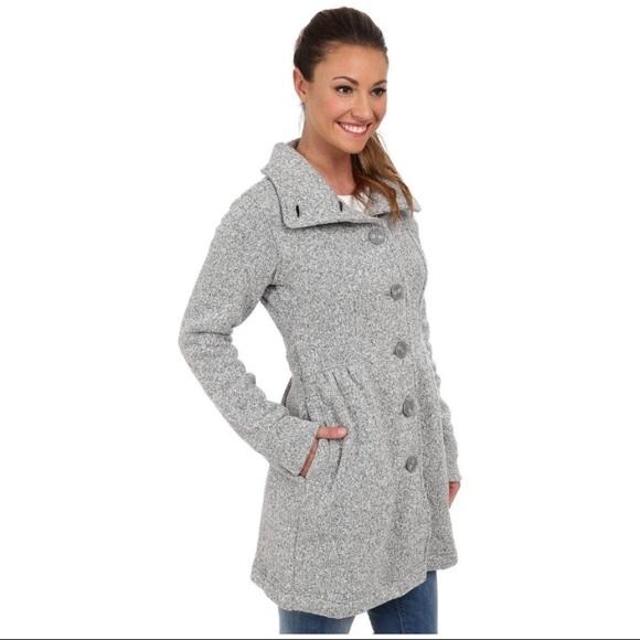 Patagonia Better Sweater Fleece Coat Sz S Gray
